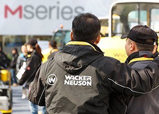 The Wacker Neuson M-Series